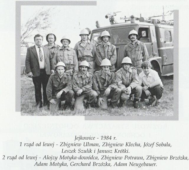 Jejkowice 1984