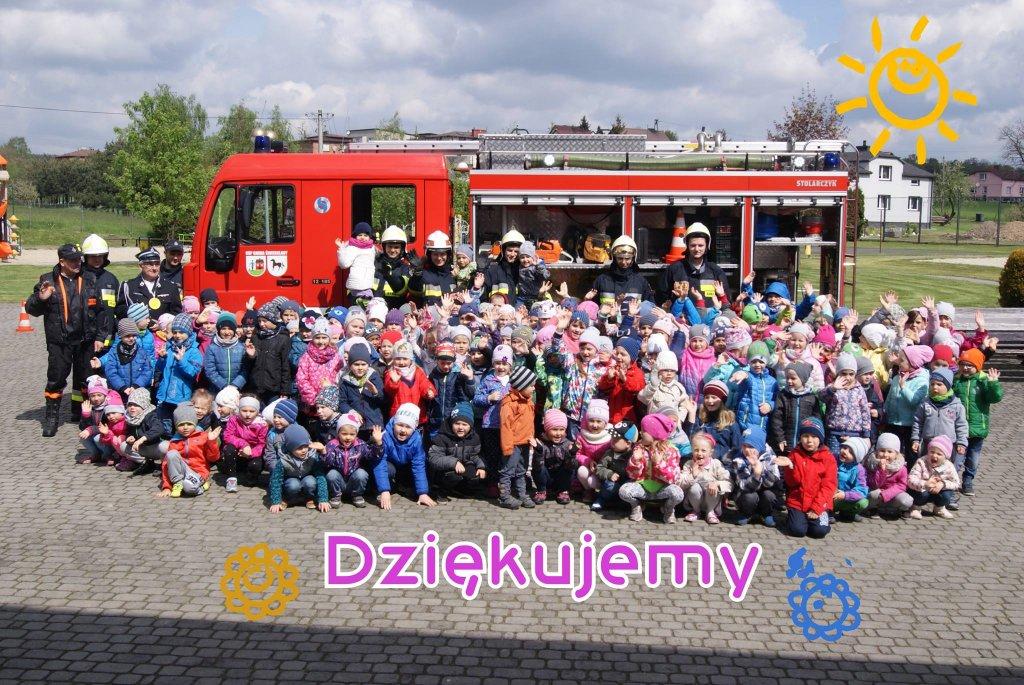 Przedszkolaki w OSP Świerklany!